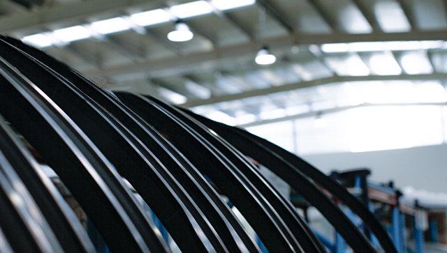 Компания Hyperloop Transportation Technologies начала строительство первой пассажирской капсулы. Архивное фото