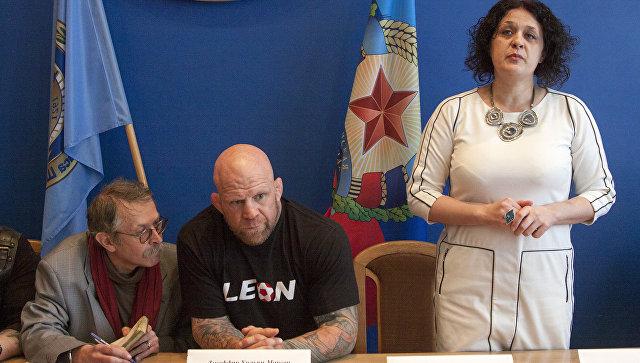 Монсон прочел вЛуганске лекции оразвитии спорта вЛНР