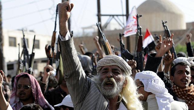 Военная операция международной коалиции в Йемене в 2015-2017 годах