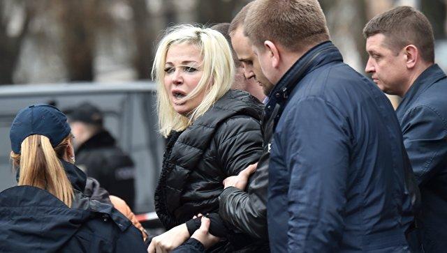 Максакова отказалась возвращаться в Российскую Федерацию — Пономарев