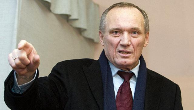 Белорусский оппозиционный политик Владимир Некляев госпитализирован