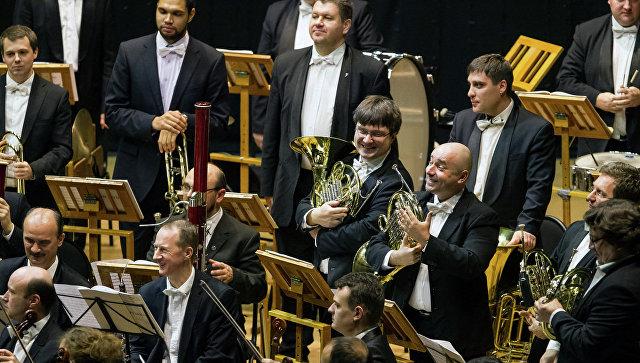 Оркестр Мариинского театра даст концерт 9 мая на Поклонной горе в Москве