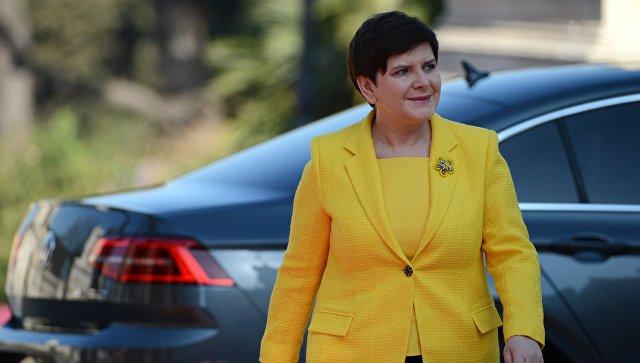 Премьер Польши призвала НАТО готовиться к новым угрозам