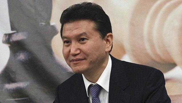 В РШФ рассказали, кто может приостановить полномочия Илюмжинова