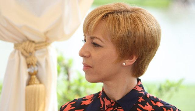 Марианна Максимовская. Архивное фото