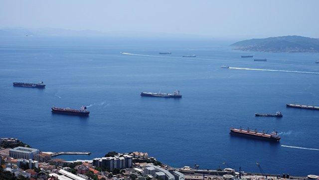 Морской порт Гибралтара. Архивное фото