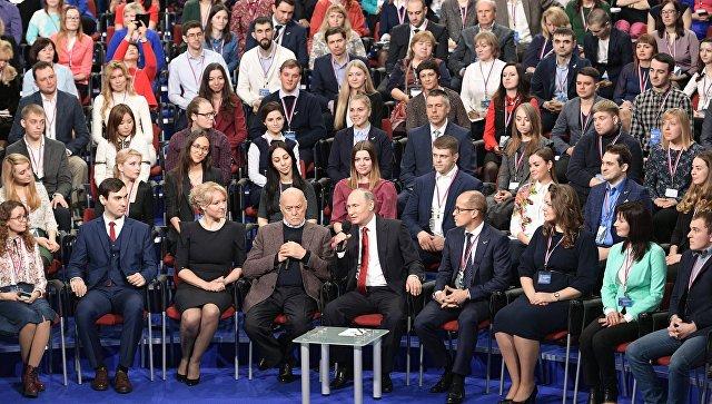 Путин считает возможным ввести субсидии нараспространение прессы вотдаленных районах