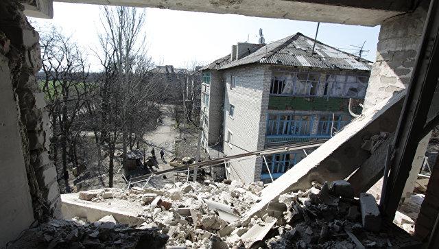 Песков: украинские провокации срывают режим перемирия вДонбассе