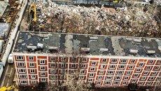 Пятиэтажки серии К-7 - действительно некомфортное и уже изношенное жилье - попали в первую фазу реновации жилого фонда, проводившуюся с 1991 по 2016 годы.