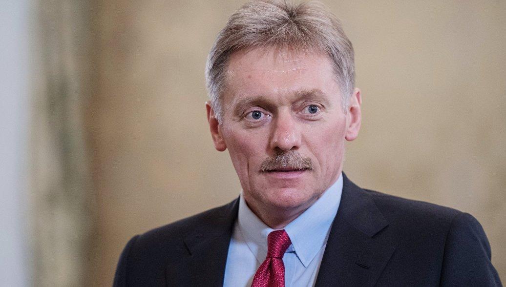 Песков назвал незаконными санкции ЕС против Крыма