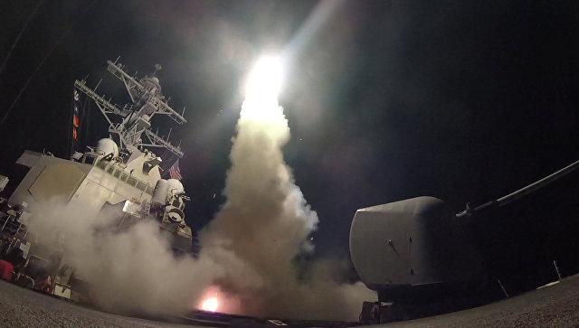 МИД РФ: Москва приостанавливает меморандум после удара США по Сирии
