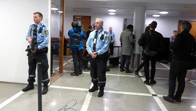 Милиция Норвегии задержала подростка изРФ поподозрению вподготовке теракта