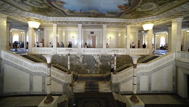 ВВерховной раде потребовали ввести визы для жителей Российской Федерации