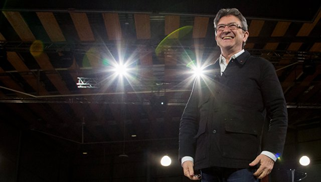 Кандидат «Неподчинившейся Франции» проголосовал навыборах президента