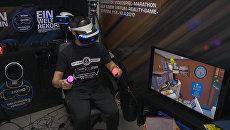 Австриец больше суток играл в виртуальную видеоигру ради мирового рекорда