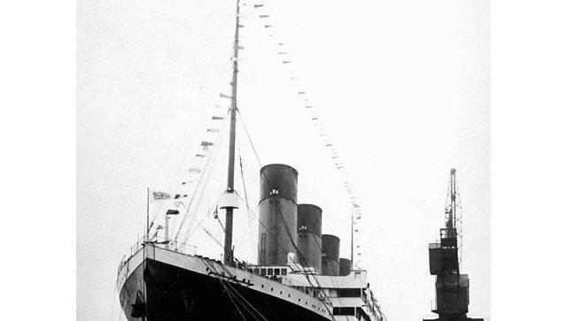 В КНР построили корпус копии «Титаника» для туристов