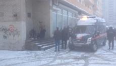 Оперативники исследовали место взрыва неизвестного предмета в руках у петербуржца