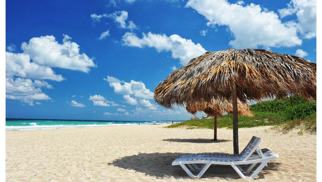 Пляж Los Pinos возле Гаваны. Архивное фото.