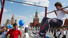 ОП Москвы: волонтеры оказывают неоценимую помощь в пропаганде ЗОЖ