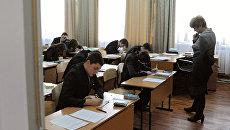 Московские школьники стали лучшими на олимпиаде по трем иностранным языкам