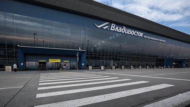 Аэропорт Владивостока. Архивное фото