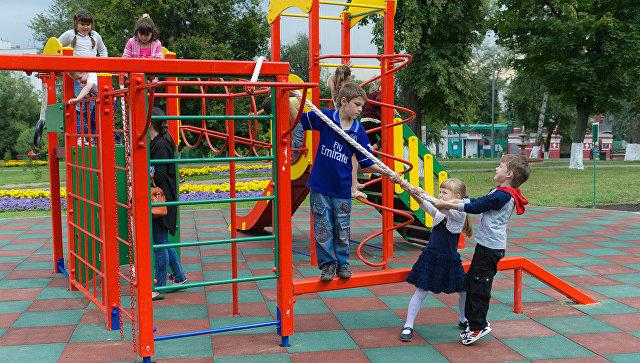 Парк Коммунальщиков в поселении Вороновское благоустроят к концу августа