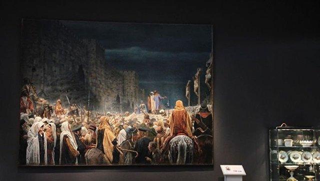 Неменее 150 работ Василия Верещагина представят навыставке вРусском музее