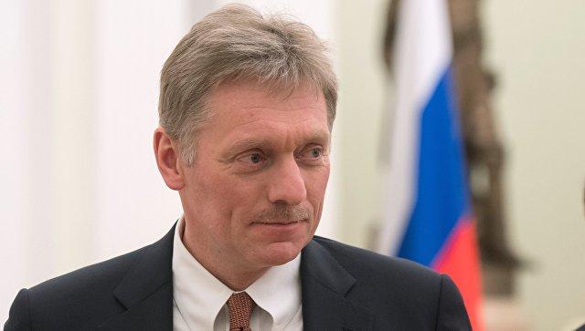Песков: кандидатура нового главы РАН еще не утверждена президентом