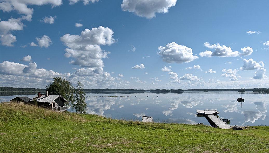 В Водлозерском парке стартовал проект сохранения северного оленя