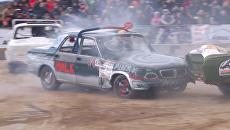 Гонки в стиле Безумного Макса: белорусы провели турнир Битва машин