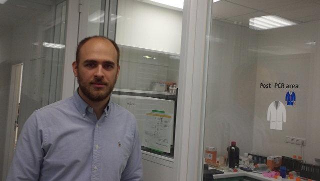 Валерий Ильинский, генетик и основатель компании Genotek
