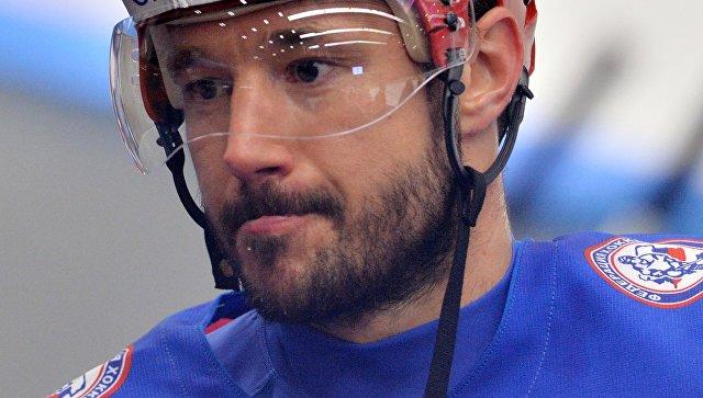 Игрок сборной России Илья Ковальчук. Архивное фото