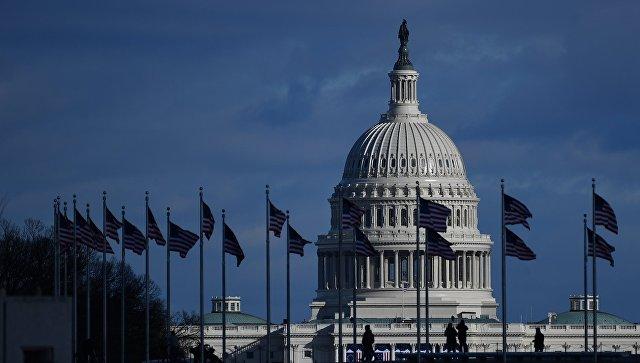 Песков прокомментировал законопроект конгресса США о санкциях против России