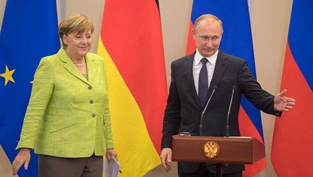 РФ невмешивается вдела иностранных государств, Германия небоится вмешательства
