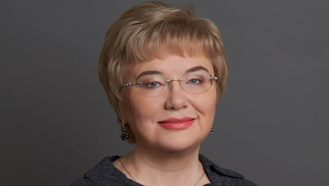 Доктор политических наук Елена Катаева. Архивное фото