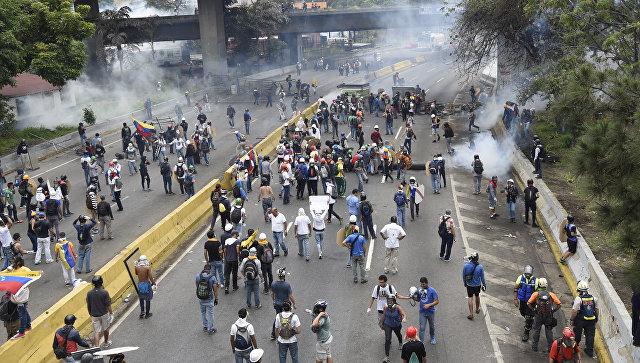 Лидер студенческого движения убит вВенесуэле