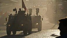 Бронеавтомобили Тигр-М. Архивное фото