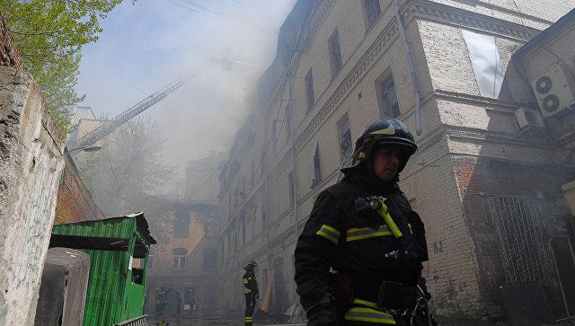 Кировские власти окажут помощь всем жителям сгоревших домов