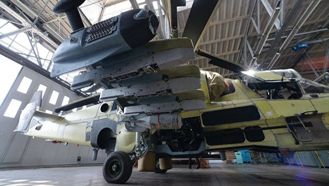 Египет договаривается сРоссией о закупке вертолетов для «Мистралей»