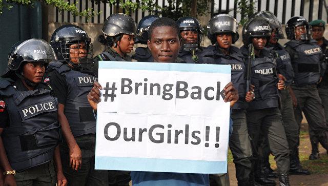 Боевики «Боко Харам» освободили 82 девушки, которых похитили в 2014г.