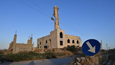Ситуация в пригороде Дамаска
