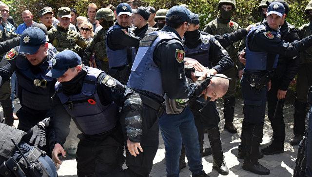 ВМВД Украины акцию «Бессмертный полк» назвали политической провокацией