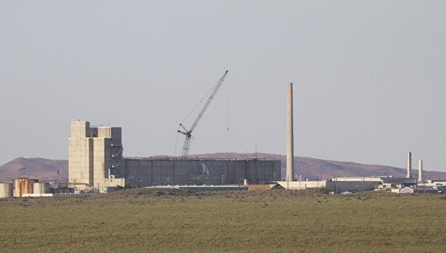 Вашингтон расследует вероятную утечку радиации изхранилища вХэнфорде