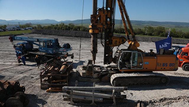ВСевастополе напути дороги «Таврида» найдено 53 археологических объекта