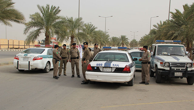 Полиция Саудовской Аравии. Архивное фото