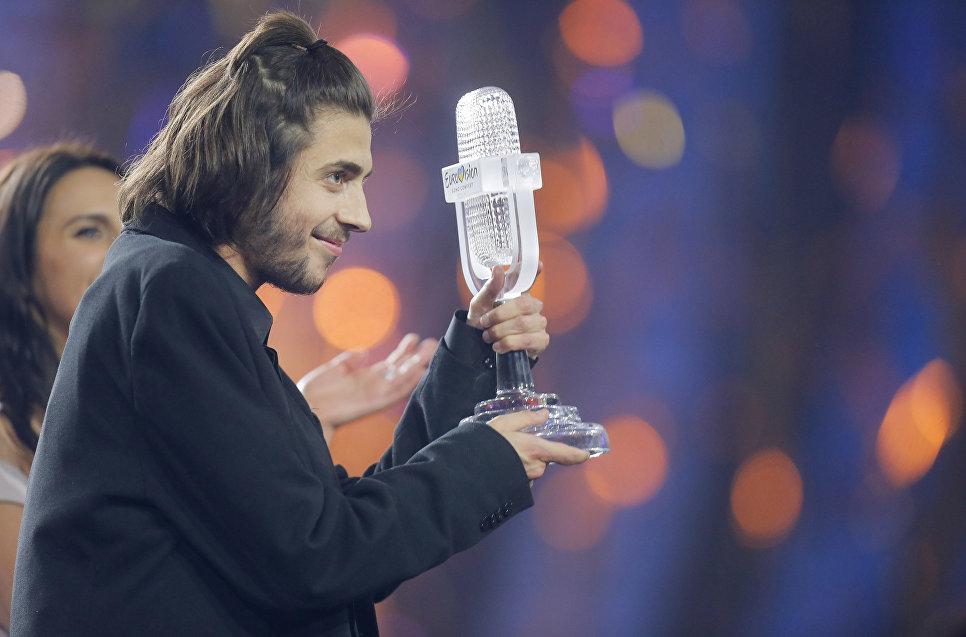 фото и имена всех победителей евровидения только