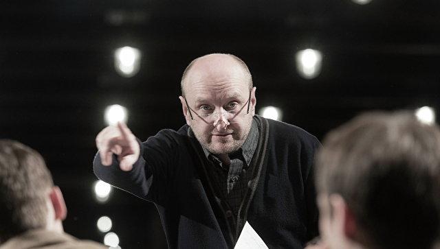 Театральный кинорежиссер Сергей Женовач отмечает 60-летний юбилей
