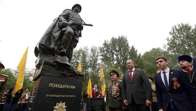 Памятник Советскому солдату в Ростове-на-Дону