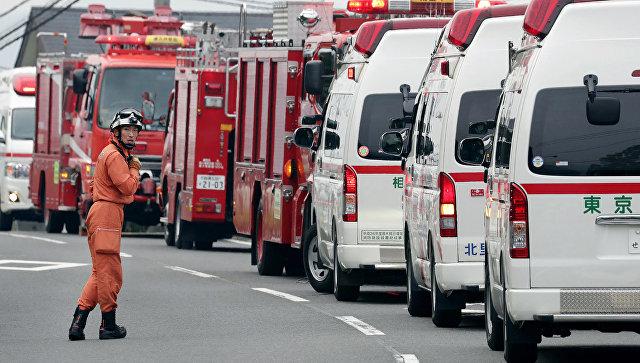 В Токио четыре человека погибли в крупном пожаре