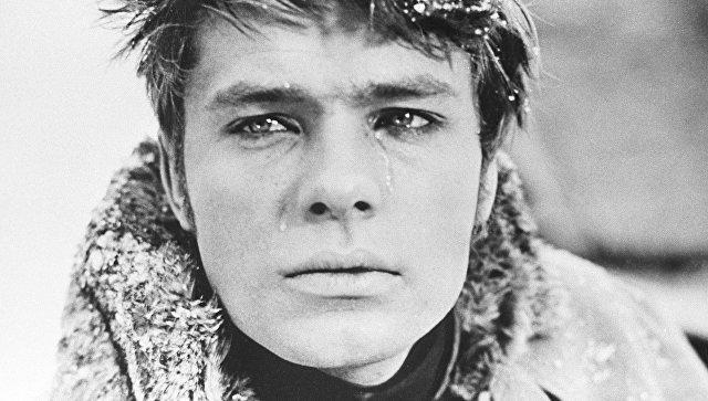 Олег Видов. Архивное фото